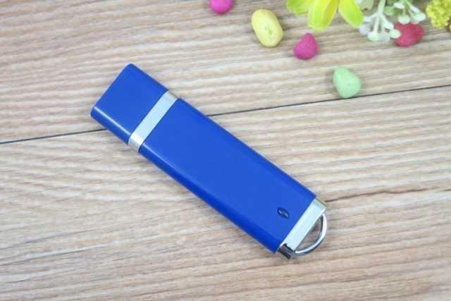 Pendrive USB oval PVC
