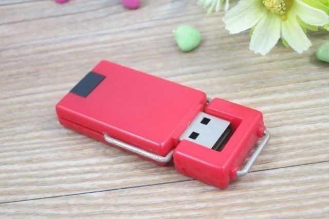 Original pendrive USB giratorio