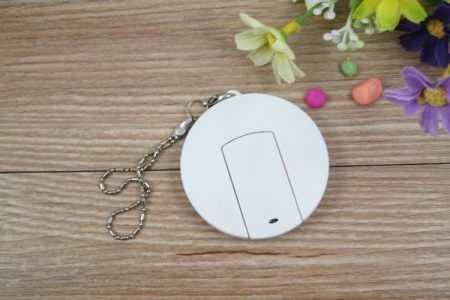 Memoria USB pendrive redonda giratoria