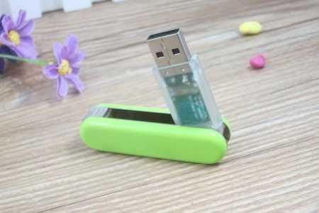 Memoria USB tipo navaja PVC