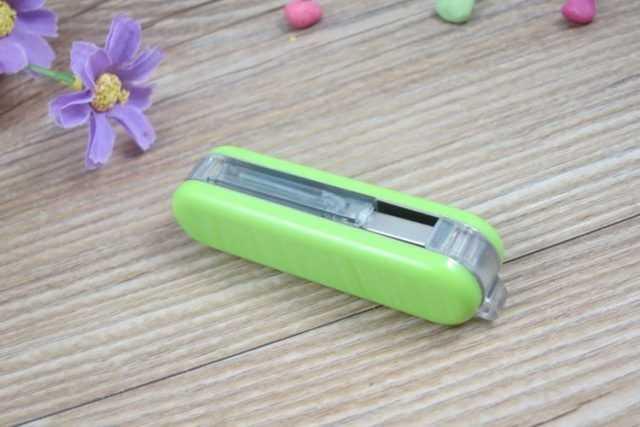 Pendrive USB tipo navaja PVC