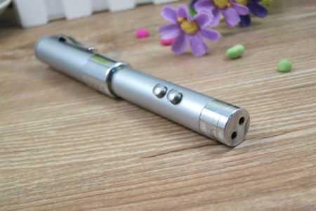 Pendrive USB memoria puntero laser con LED