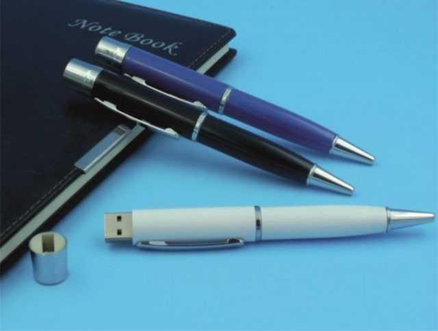 Memoria USB pendrive boligrafo