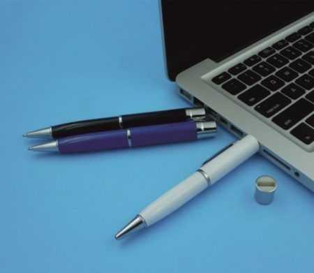 Pendrive USB boligrafo