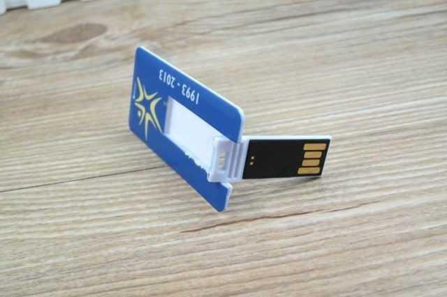 Tarjeta USB mini