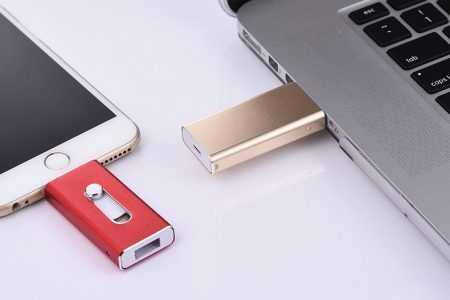 Memoria USB pendrive iphone