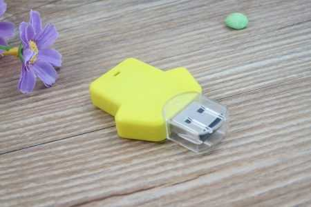 USB pendrive camiseta