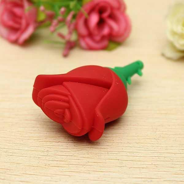 Memoria USB pendrive flor