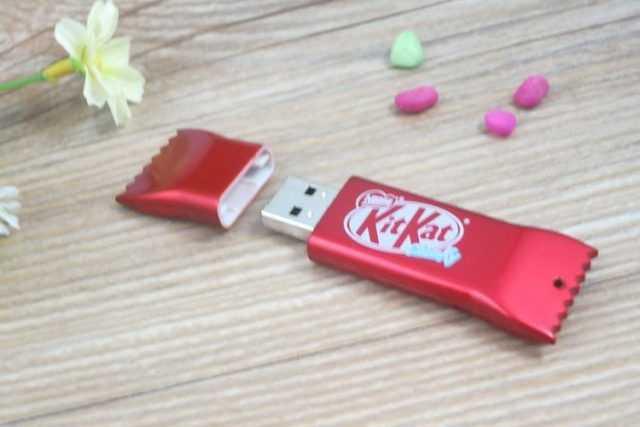 Pendrive memoria USB galleta