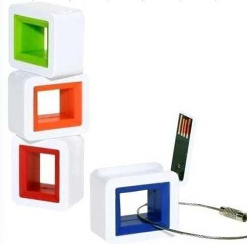 Memoria USB llavero pendrive