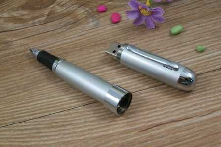 Boligrafo pendrive memoria USB estilografica