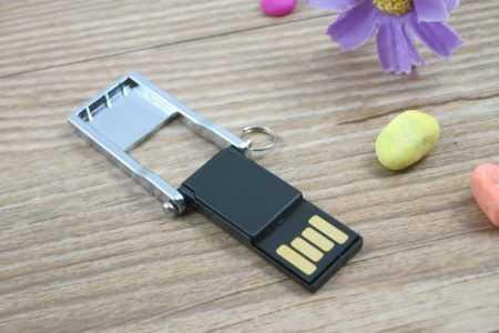 Pendrive mini memoria USB con tapa
