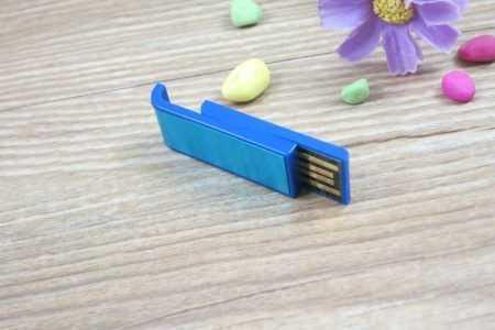 Pendrive memoria USB mini deslizante