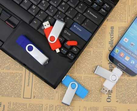 Pendrive USB OTG Android