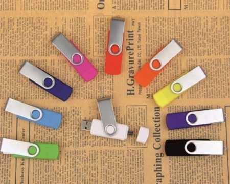 Pendrive memoria USB + MicroUSB OTG