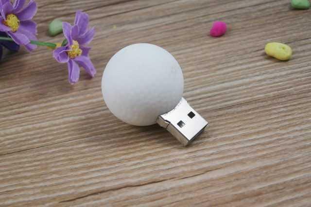 Pendrive memoria USB pelota golf