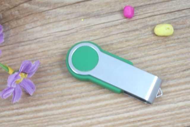 Memoria USB pendrive giratorio