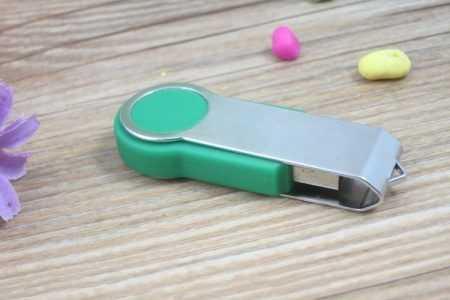 Pendrive USB giratorio