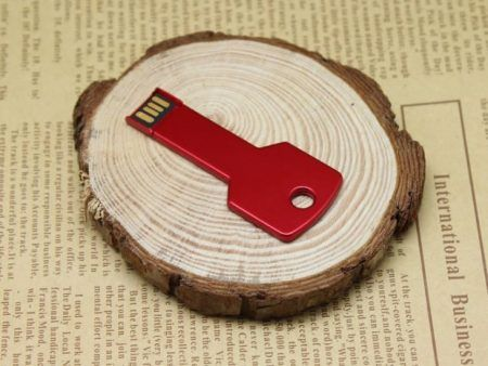 Memoria USB pendrive llave metal