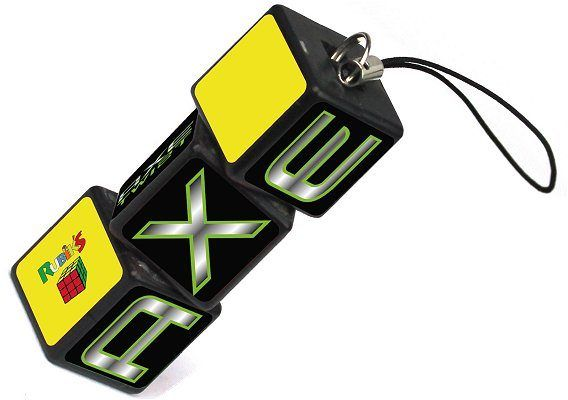 Memoria pendrive USB cubo Rubik