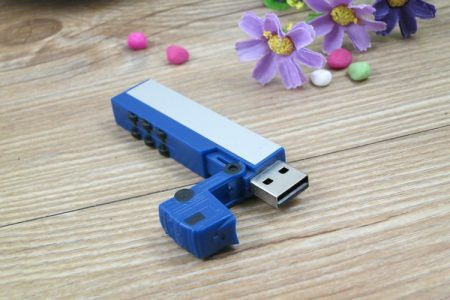 Pendrive USB camion trailer