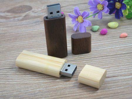 Memoria USB pendrive ecologico madera