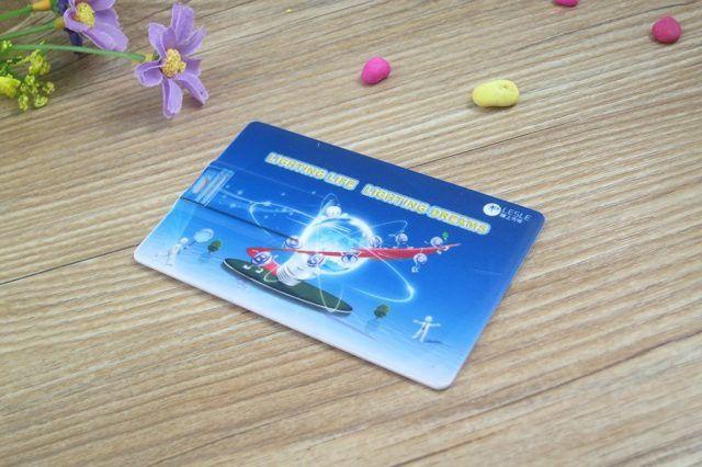 Pendrive tarjeta USB personalizada