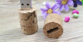 Memorias USB Ecológicas