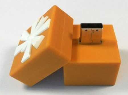 Memoria USB 3D
