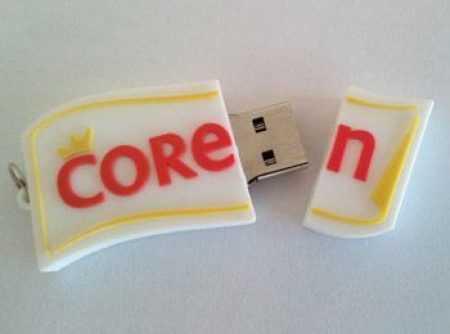 Memoria USB custom Coren