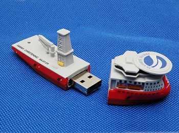 USB 3D barco