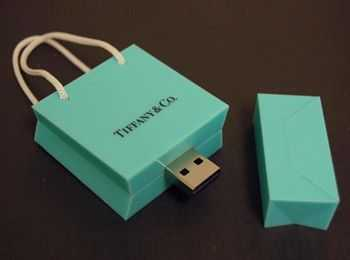Memoria USB 3D Tiffany