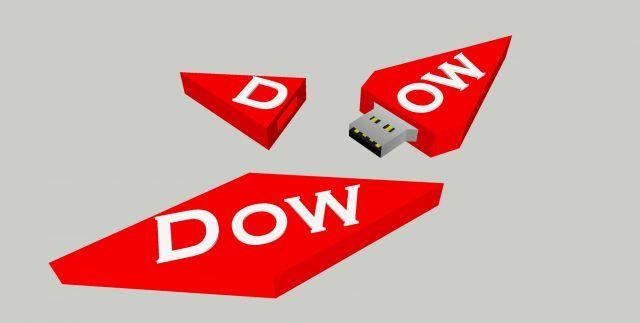 Desarrollo USB 2D Dow