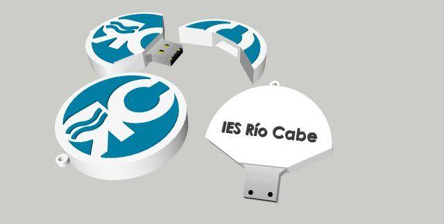Desarrollo USB 2D IES Río Cabe
