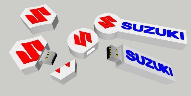 Desarrollo USB 2D Suzuki