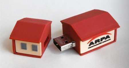 USB 3D casa