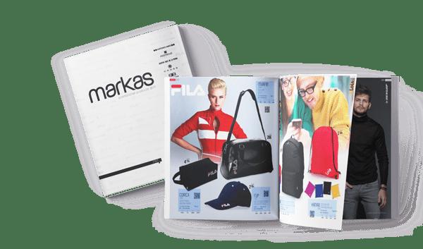 catalogo merchandising markas 2017