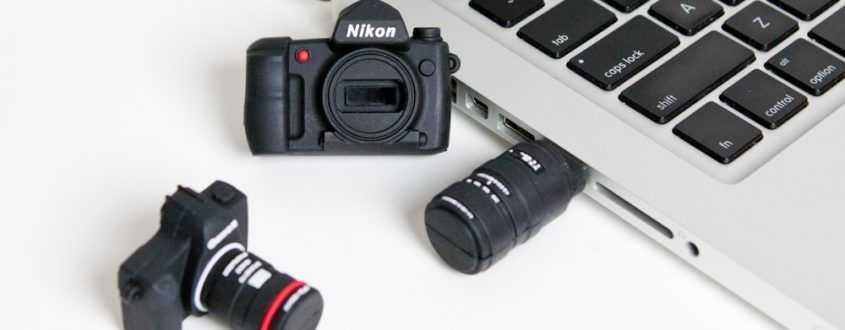 Pendrives para fotografos