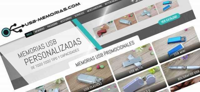 Nueva web usb-memorias.com