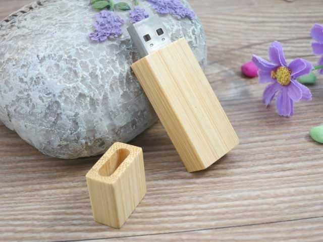 Pendrives madera USB