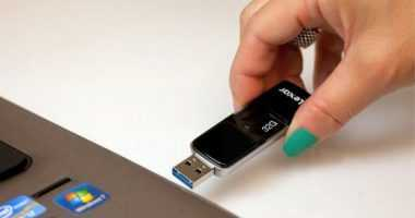 Extracción segura USB