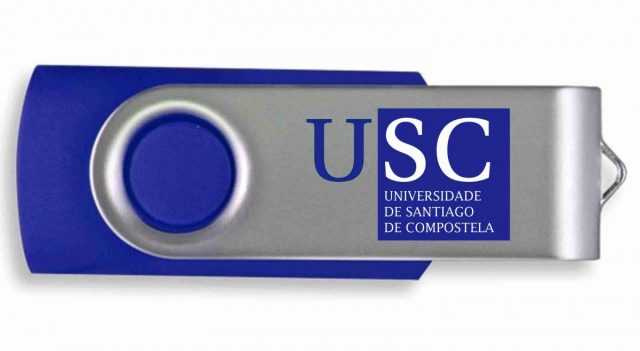 Pendrive USB universidad