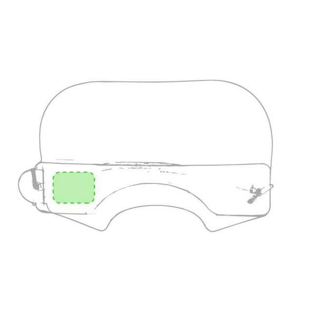 Área marcaje pantalla buco-nasal