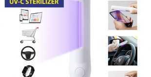 Lámpara esterilizadora UV