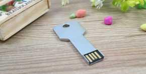 Memorias USB Metal llave
