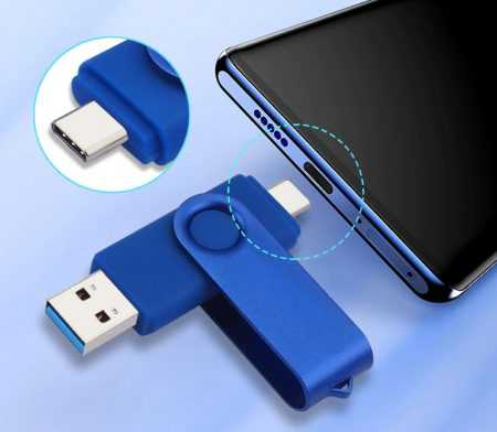 Pendrive USB-C OTG
