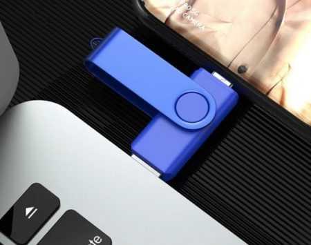 Pendrive personalizado OTG USB-C