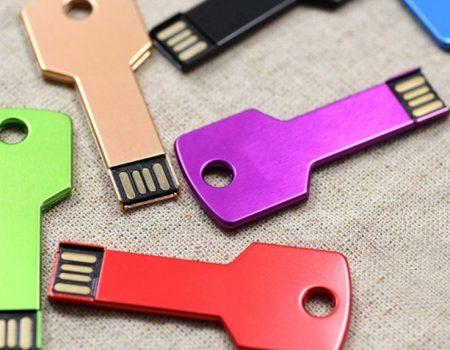 Pendrive llave USB