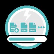 Servicio de precarga de datos usb memorias