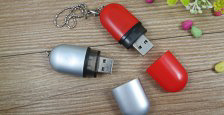 Pendrive personalizado memoria USB capsula